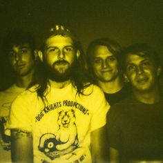 Sorority Noise Like This Page · August 31 · Edited · Credit: Andy Deluca