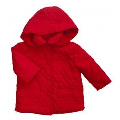 Tutto Piccolo red coat