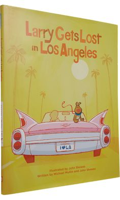 Larry Gets Lost in LA #gifts