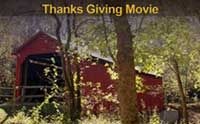 ThanksGiving Movie  May you celebrate Thanksgiving every day!