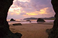 Manuel Antonio Beach, Costa Rica; Marine Preserve. - Another of earth's perfect places