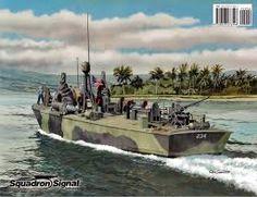 PT Boat Torpedo -