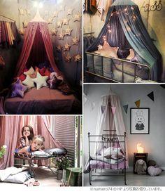 【楽天市場】【Numero74】Canopy Simple Saloo キャノピー 天蓋【子供部屋 寝室 ベビー インテリア】【送料無料】 【RCP】:plus gardens shop
