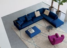 Sofas | Seating | Hollywood | ARFLEX. Check it out on Architonic