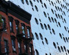 Classic and modern, Chelsea, NYC
