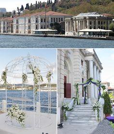 Wedding Venues in Istanbul ✈ Spotlight
