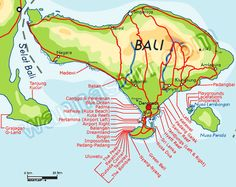 Can be here...Bali Surf Spots :)