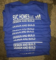 We do also offer screen-printing on large orders  #svcllc #custommade #screenprinting #businesstshirts #businessapparel #cynthiascraftsinvirginia #shoplocal #custommade #smallbusiness