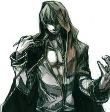 Blazblue Terumi. (Kazuma?)