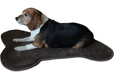 2 Packs Bone Shape Medium Large 30'X25' Memory Foam Coral Fleece Washable Pet Bed Mat for Dog or Cat ** For more information, visit image link. (This is an affiliate link) #MyPet
