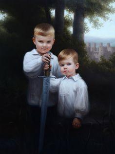 Les petits princes Marina Dieul