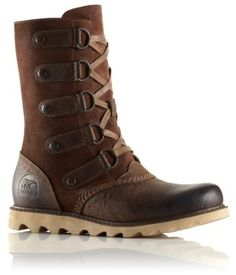 New work shoes?  Sorel Women's Scotia™ Lace Boot