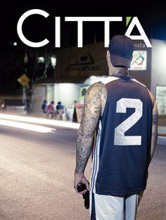 Capa para Città Revista. Foto híbrida ou photobashing.