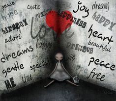 Artfind. Amanda Cass: Title:Words from the heart