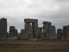 Stonehenge -April 2013