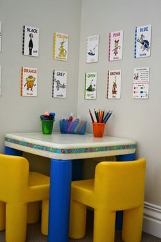 Big & Tiny's Room for Discovery & Play