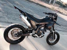 My WR250X