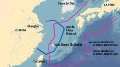 Defensa aérea de China y Japón en la actualidad