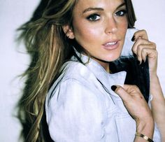Lindsay Lohan. She will always be my favorite.
