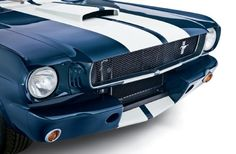 1965 Mustang Fastback Grille