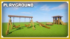 Minecraft: How To Build A Playground Tutorial (Easy Survival Minecraft Design) https://cstu.io/512c1e