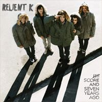 #1 album two weeks of March and the first week of April 2007: Relient K - Five Score and Seven Years Ago