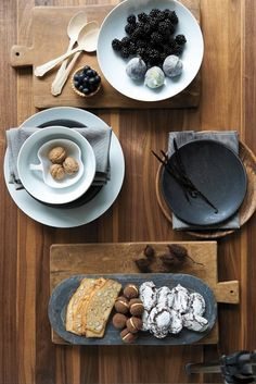 Different plates, Pfister Plates, Breakfast, Composition, Chic, Food, Kitchen, Snack Station, Food Food, Homes