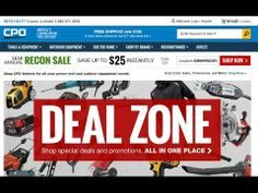CPO Outlets Coupon Shopping - CPOOutlets com Coupon Codes Online