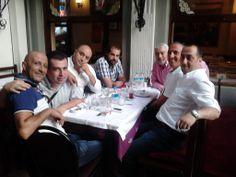 Galatasaray Seçim sonrası Pasajda