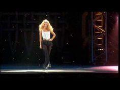 Irish Dance - Dance Of Love (Ronan Hardiman) with Bernadette Flynn