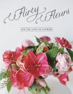 Introducing – Flirty Fleurs Magazine. For the love of flowers! Beautiful flower filled magazine highlighting lovely flowers from lovely floral designers. #flirtyfleursmagazine