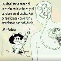 Que lista Mafalda