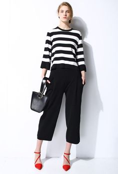 #AdoreWe Few Moda, Minimalistic Fashion Brands Online - Designer Few Moda Cinema and Heard Top TP0978 - AdoreWe.com