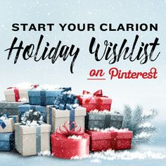 Follow ClarionUSA on Pinterest and enter for you chance to win a $100 Nordstroms gift card, a $75 Macys gift card and a $50 gas gift card! #sweepstakes #giveaway Enter here: http://woobox.com/mfbmqm/gcb1ib
