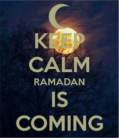 May Allah allow us to reach this blessed month.AMIN.