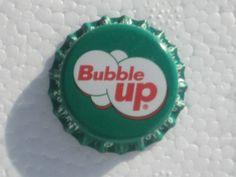 Bubble Up Bottle Cap