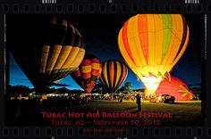 Tubac Balloon Festival 2012