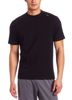 This is my favorite workout top. It fits well and has a UPF 50+ coating which makes it perfect for outdoor runs on sunny days.