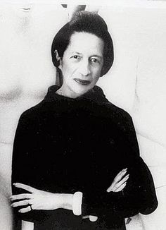 """Too much good taste can be boring"" ― Diana Vreeland"