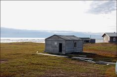 Barrow, Alaska- My Aunt and Uncle live here, would love to visit :)