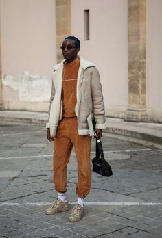 Street style PFW AW17