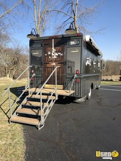 High End Chevy Mobile Boutique Marketing Truck for Sale in Iowa! Mobile Fashion Truck, Mobile Barber, Wooden Bar Table, Mobile Spa, Hidden House, Camper, Food Truck Design, Mobile Business, Mobile Homes For Sale