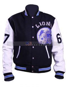 Eddie Murphy Beverly Hills Cop Detroit Lion Jacket - Celebrity Leather Jacket