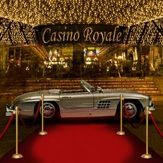 Casino Royale James Bond Background