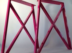 28 Table Legs Butterfly Frame Table Legs SET2 by Balasagun on Etsy