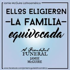 Jamie Mcguire, Funeral, Beautiful Series, Calm, Home Decor, Frases, You Are Wonderful, Libros, Decoration Home