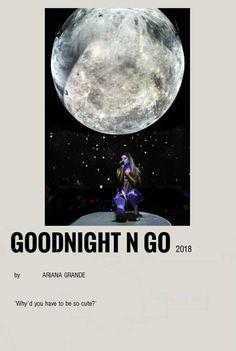 Ariana Grande Lyrics, Ariana Grande Photoshoot, Ariana Grande Pictures, Design Bedroom, Bedroom Ideas, Vibe Song, Artist Album, Album Songs, Minimalist Poster
