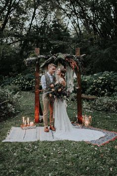 You will find some amazing Boho Wedding Ideas in this board if you are looking to style a bohemian wedding theme. Check out the Boho Wedding Inspiration below including flowers, invitations, dresses and more. Forest Wedding, Fall Wedding, Rustic Wedding, Dream Wedding, Wedding Hair, Redwood Wedding, Crazy Wedding, Magical Wedding, Wedding In The Woods