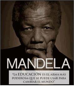 Mandela : la educacion