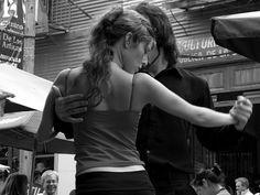 Street Tango, Buenos Aires la Boca Argentina